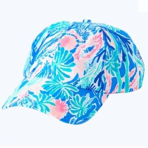 NWT! Lilly Pulitzer Run Around hat